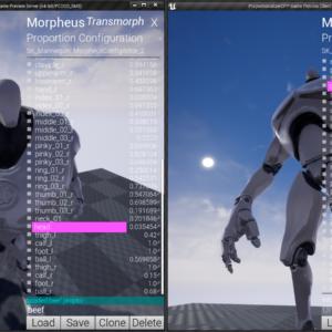 Morpheus Transformorph